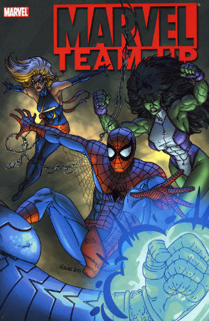 Marvel Team-Up Vol 2 Master of the Ring TPB (2005-2007)