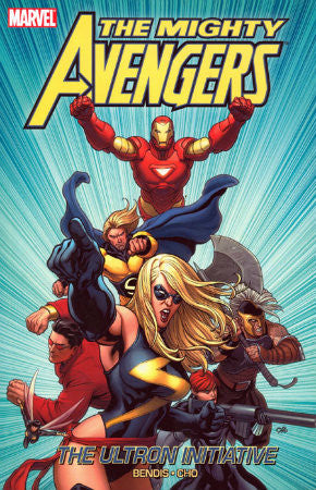 Mighty Avengers Vol 1 The Ultron Initiative TPB (2008-2009)