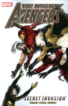 Mighty Avengers Vol 4 Secret Invasion Book 2 TPB (2008-2009)