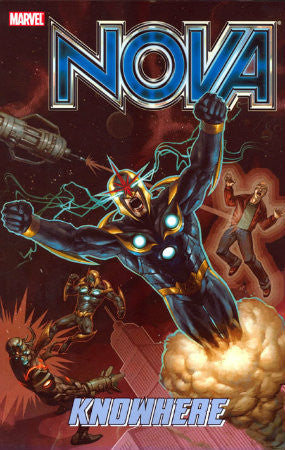 Nova Vol 2 Knowhere TPB (2007-2010 Marvel)