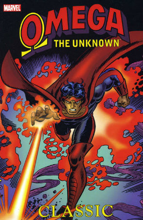 Omega the Unknown Classic TPB (2005)