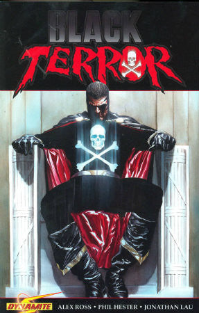 Black Terror Vol 2 TPB (2009 Project Superpowers)