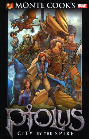 Ptolus City by the Spire TPB (2007)