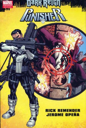 Punisher Dark Reign HC (2009)