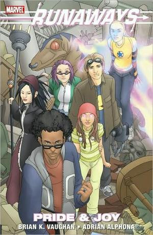 Runaways Pride and Joy TPB (2009)