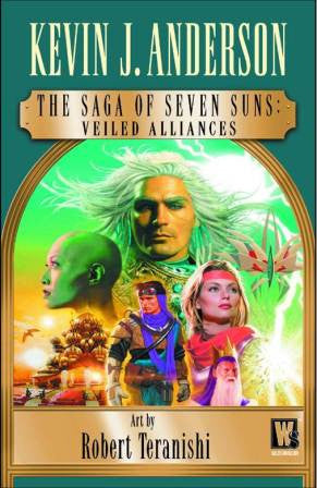 Saga of Seven Suns Veiled Alliances HC (2004)