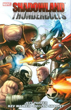 Shadowland Thunderbolts TPB (2011)