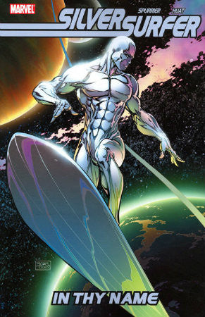 Silver Surfer In Thy Name TPB (2008)