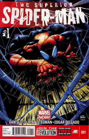 Superior Spider-Man (2012) #1