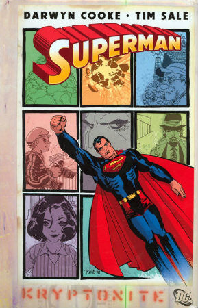 Superman Kryptonite HC (2008)