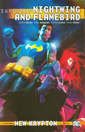 Superman Nightwing and Flamebird TPB (2010)
