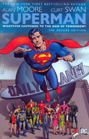 Superman Whatever Happened to the Man of Tomorrow HC (2009 Deluxe Edition )