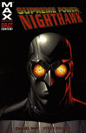Supreme Power Nighthawk TPB (2006 1st Edition)