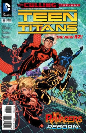 Teen Titans (2011 4th Series) #8