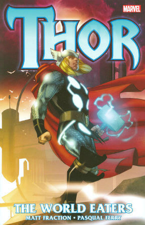 Thor The World Eaters TPB (2011)