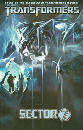Transformers Sector 7 TPB (2011 DW)