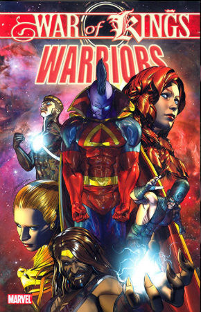 War of Kings Warriors TPB (2010)