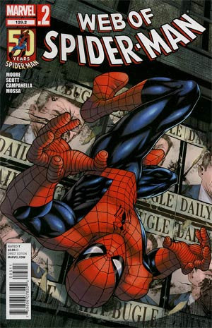 Web of Spider-Man (2012) #129.2