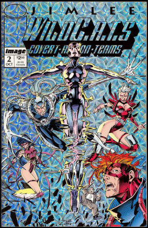 Wildcats Covert Action Teams (1992) #2