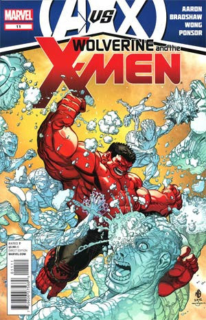 Wolverine and the X-Men (2011) #11