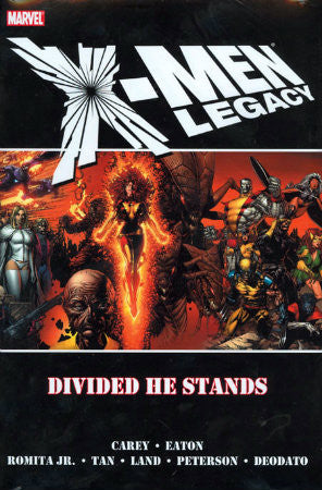 X-Men Legacy Divided He Stands HC (2008)