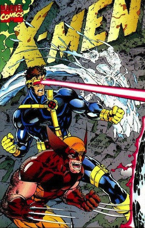 X-Men (1991 1st Series) #1 Cover E Rubicon