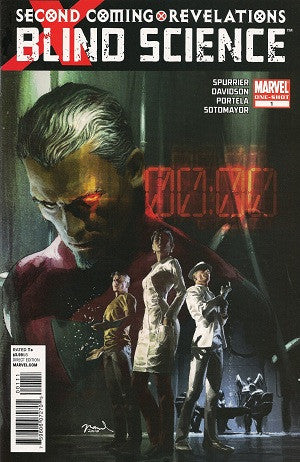 X-Men Second Coming Revelations Blind Science (2010) #1
