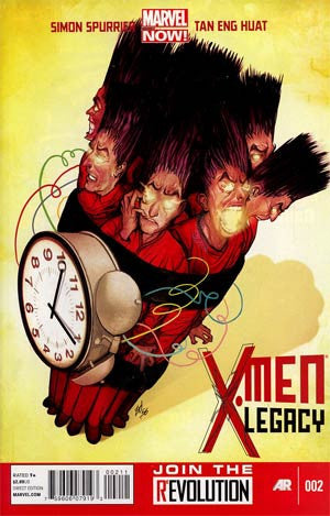 X-Men Legacy (2012 2nd Series) #2