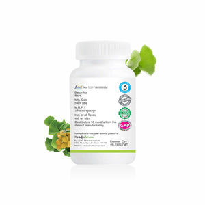 HealthAmour Glucosamine with Turmeric and Boswellia