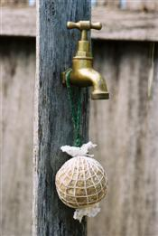 Handmade Soap on Rope