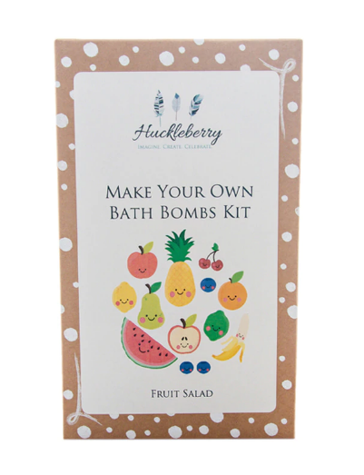 Bath Bomb Kit - Fruit Salad