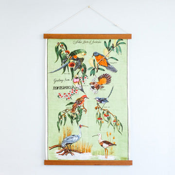 Tea Towel Frame - Corner Block Studio