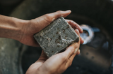 Eucalyptus Soap with Activated Coconut Charcoal