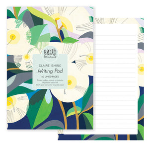A5 Writing Pad - Lemon-Scented Gum