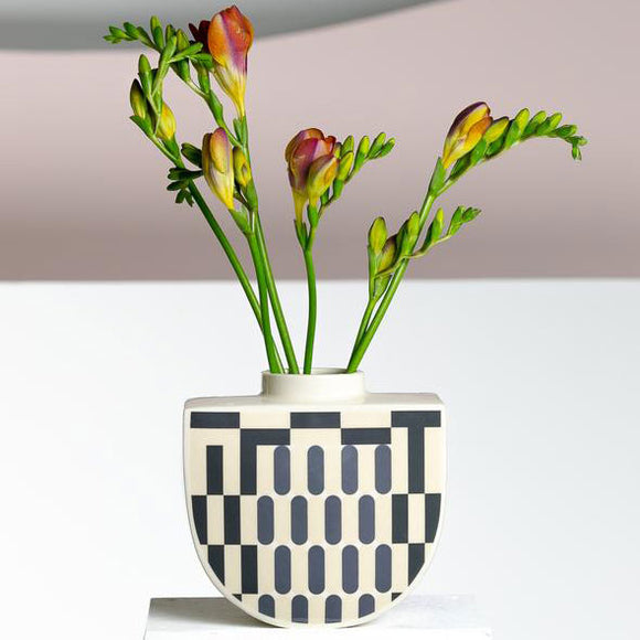 Fountain Boat Vase