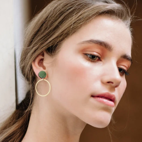 Linda Marek Orbit Earring