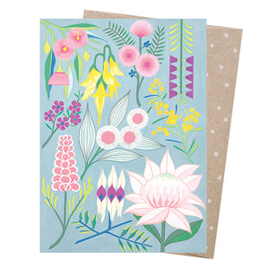 Greeting Card - Rich & Rare