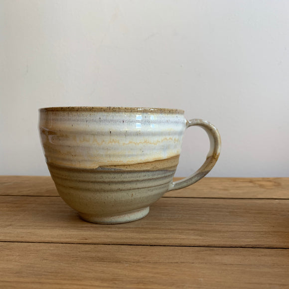 Natural tones Tea Cup