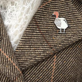 Wood Duck Lapel Pin