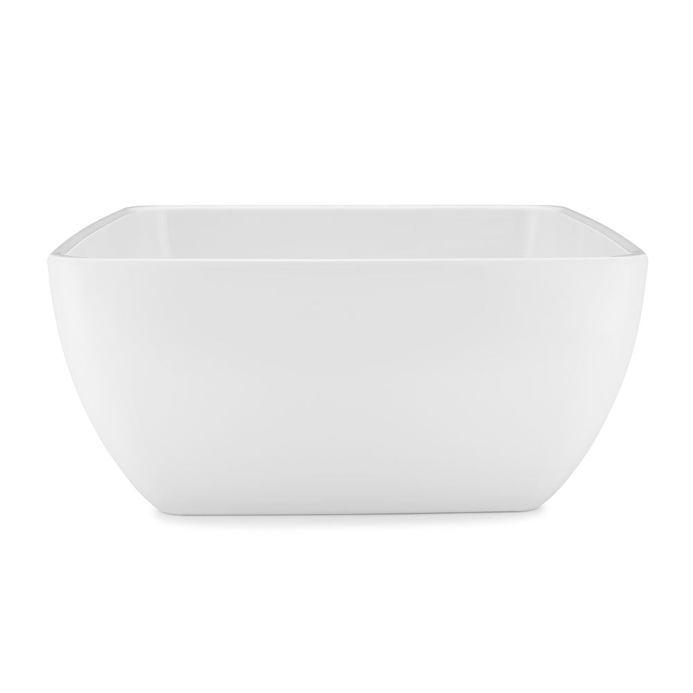 Diamond Square Serving Bowl