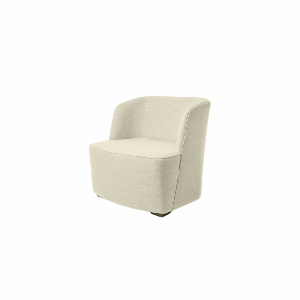 RS Private Collection Blair Chair, Bogart Travertine
