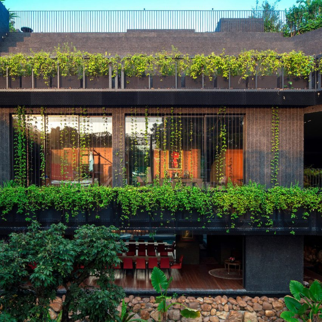 Courtyard Living: Contemporary Houses Of The Asia-pacific