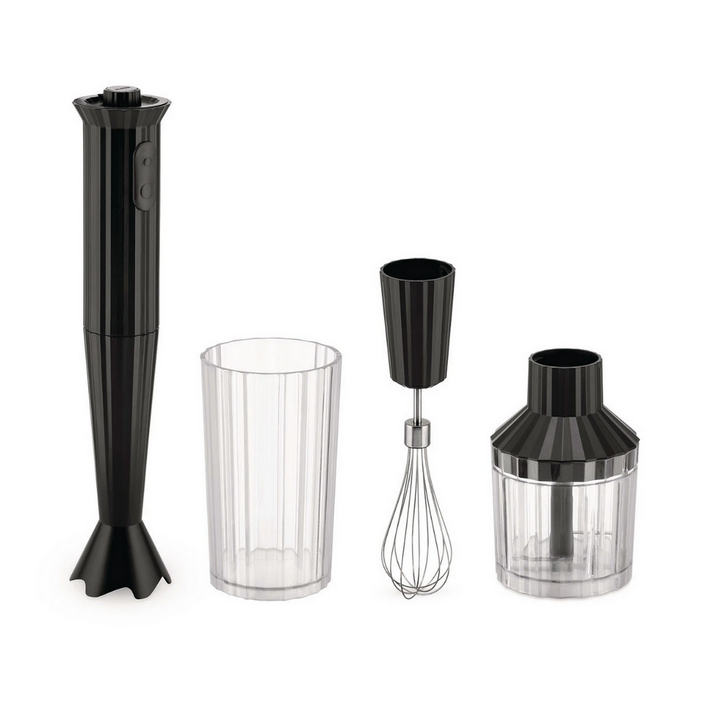 Plisse Hand Blender with accessories