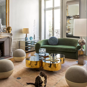 The Parisians: Tastemakers At Home: Parisian Interiors