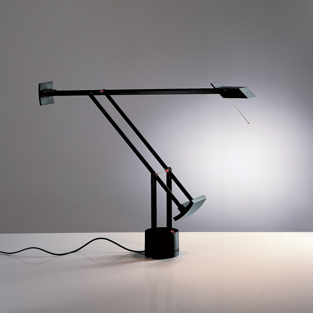 Tizio Table Lamp, Black