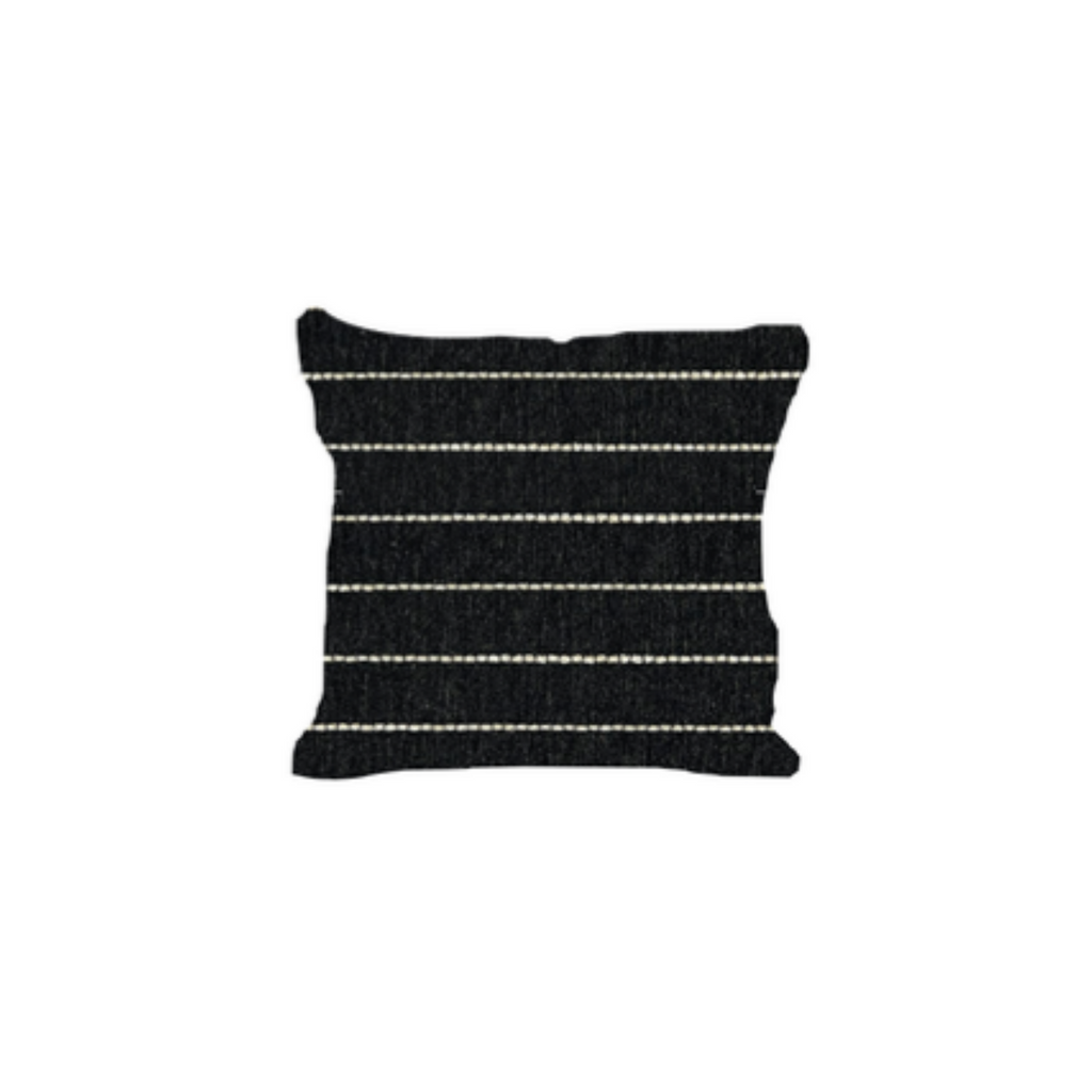 Throw Pillow, Pin Stripe