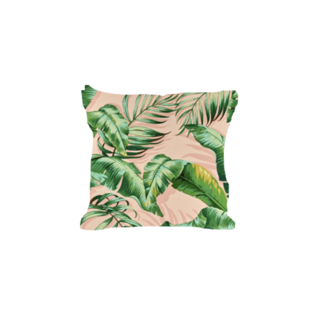 Outdoor Throw Pillow, Cuba