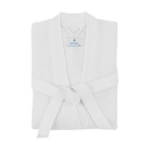 Kiran Bathrobe, White