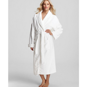 Cairo Bathrobe, White