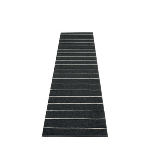 CARL Runner, Black / Charcoal (2.25' x 8.75')